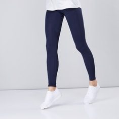 Compression Full Length Leggings in Slim Fit
