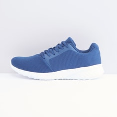 Sports Shoes with Lace-Up Closure
