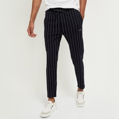 MAX Striped Track Pants