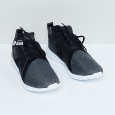 MAX Textured Lace Closure Sports Shoes