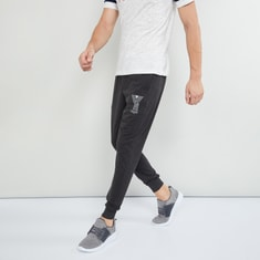 MAX Solid Regular Fit Joggers