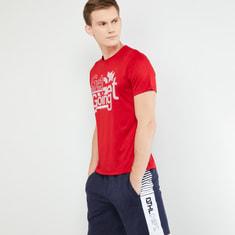 MAX Printed Crew-Neck T-shirt