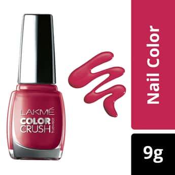 LAKME True Wear Colour Crush Nail Colour