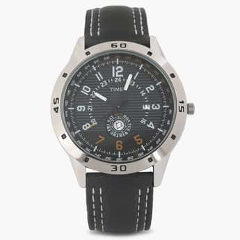 TIMEX TI000U90100 Analog with Day & Date Watch