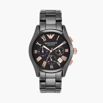EMPORIO ARMANI Ceramica Men Chronograph Watch - AR1410I