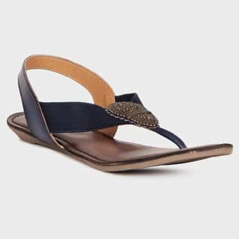 CATWALK Brooch Onboard Sandals
