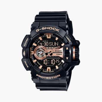 CASIO Men Chronograph Analog & Digital Watch - GA-400GB-1A4DR