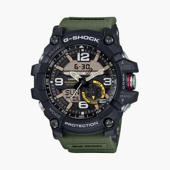 CASIO Men Chronograph Strap Analog & Digital Dial Watch - GG-1000-1A3DR