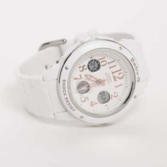CASIO Women Chronograph Analog & Digital Watch - BGA-150EF-7BDR