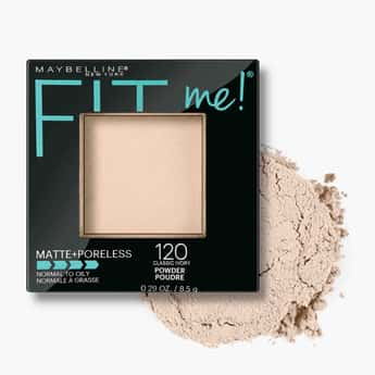 MAYBELLINE Fitme Matte And Poreless Foundation