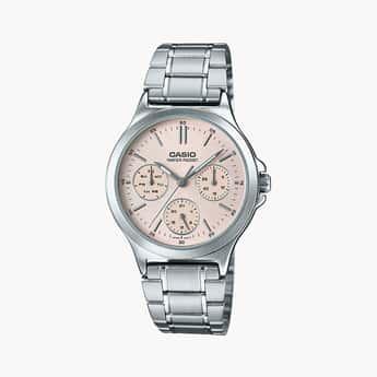 CASIO Women Chronograph Analog Watch-LTP - V300D-4AUDF