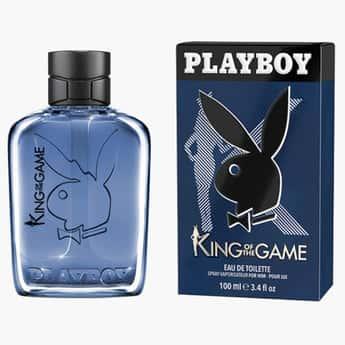 PLAYBOY King M Eau De Toilette
