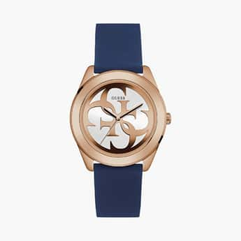 GUESS Women Embellished Analog Wristwatch - W0911L6-231118