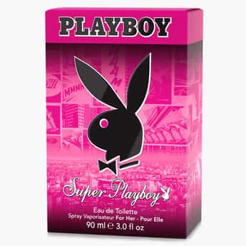 PLAYBOY Super Eau De Toilette