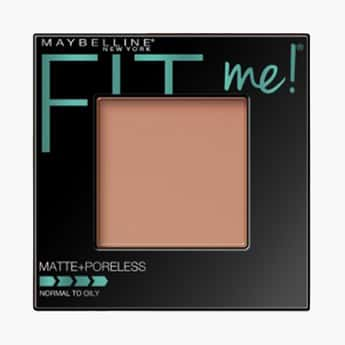 MAYBELLINE Fit Me Matte And Poreless Powder Foundation