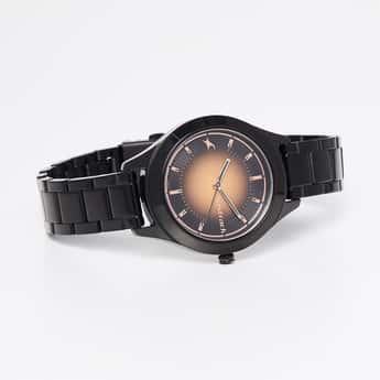 FASTTRACK Metal Ladies Wristwatch-6153NM01