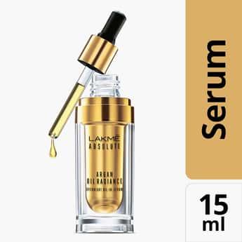 LAKME Absorb Argan Oil Radiance Overnight Oil-in-Serum