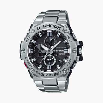 CASIO G-Shock Men Solar-Powered Analog-Digital Watch - GST-B100D-1ADR (G790)