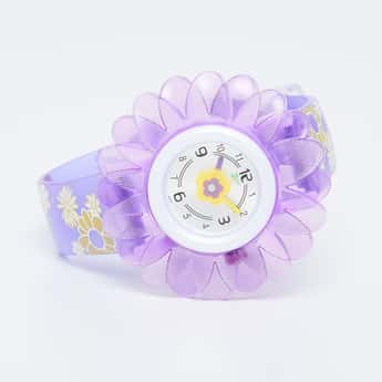 ZOOP Floral Accent Analog Watch - NKC4005PP02
