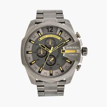 DIESEL Men Chronograph Watch with Stainless Steel Strap - DZ4466