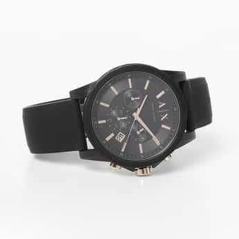 ARMANI EXCHANGE Men Water-Resistant Chronograph Watch - AX7105