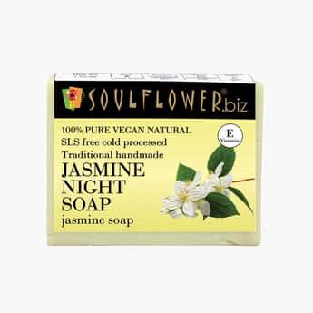 SOULFLOWER Jasmine Night Soap