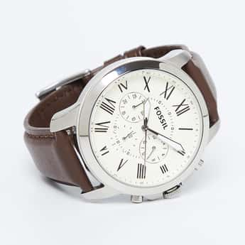 FOSSIL Grant Men Chronograph Watch - FS4735IE