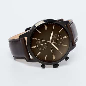 FOSSIL 44mm Townsmen Chronograph Watch - FS5437I