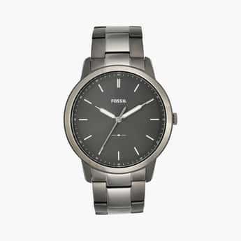 FOSSIL Men Solid Analog Watch-FS5459