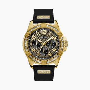GUESS Men Solid Multifunctional Watch - W1132G1