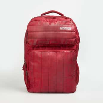 AMERICAN TOURISTER Men Printed Backpack
