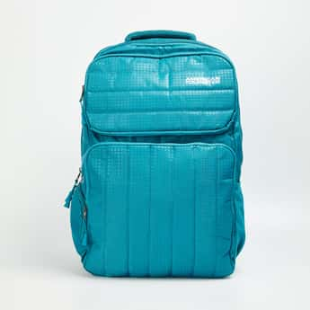 AMERICAN TOURISTER Men Printed Laptop Backpack with Rain Cover