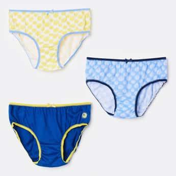 FAME INNERWEAR Printed Panties- Set of 3 Pcs.