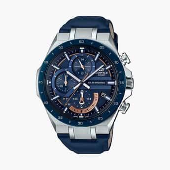 CASIO Edifice Men Chronograph Watch - EQS-920BL-2AVUDF (EX486)
