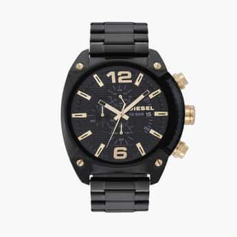 DIESEL Men Water-Resistant Chronograph Watch - DZ4504