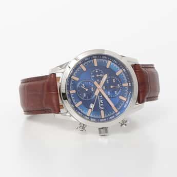 TIMEX Men Water-Resistant Chronograph Watch - TWEG17601