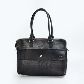 BAGGIT Women Textured Handbag