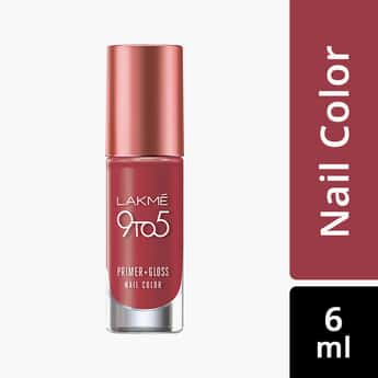 LAKME 9 to 5 Primer Gloss Nail Color