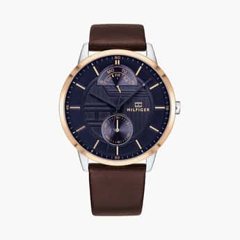TOMMY HILFIGER Men Water-Resistant Multifunctional Watch - TH1791605