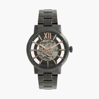 KENNETH COLE Men Water-Resistant Automatic Watch - NBKC50118003MN