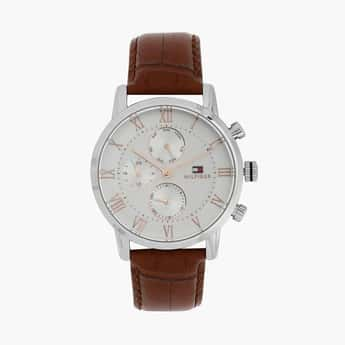 TOMMY HILFIGER Men Water-Resistant Multifunctional Watch - NBTH1791400