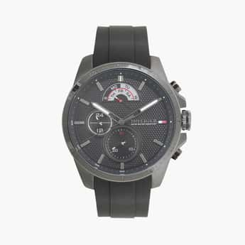 TOMMY HILFIGER Men Water-Resistant Multifunction Watch - NBTH1791352