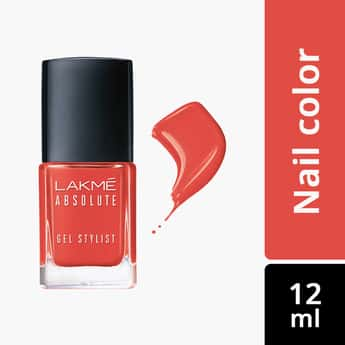 LAKME Absolute Gel Stylist Nail Color