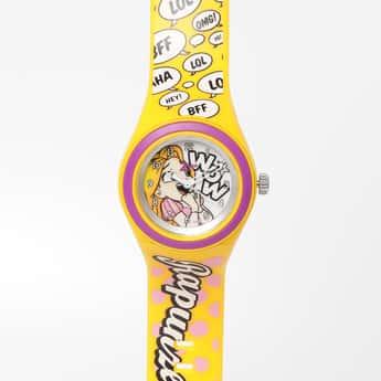 ZOOP Printed Analog Watch