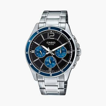 CASIO Men Water-Resistant Chronograph Watch - A1646