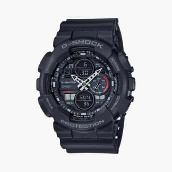 CASIO G-Shock Men Shock-Resistant Analog-Digital Watch - GA-140-1A1DR (G975)