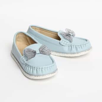 FAME FOREVER Bow-Embellished Shoes
