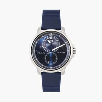 TOMMY HILFIGER Men Analog Watch with Silicone Strap - TH1791627