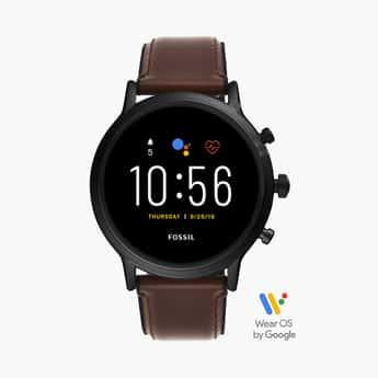 FOSSIL Men The Carlyle HR Gen 5 Smartwatch  - FTW4026