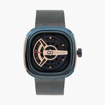 GIO COLLECTION Men Water-Resistant Analog Watch - G3012-33